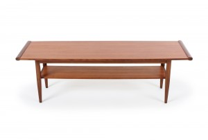 Compact Myer Mid Century Coffee Table
