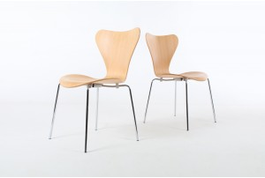 Fritz Hansen Series 7 Chairs