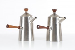 Coffee Pots by Robert Welch for Old Hall