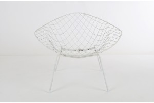 NZ Made Bertoia Diamond Chair
