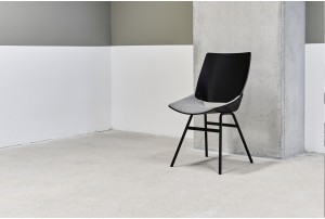 Shell Dining Chair by Niko Kralj – Textile