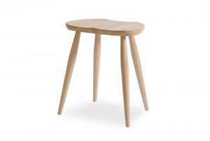 Ercol 'Originals' Saddle Stool
