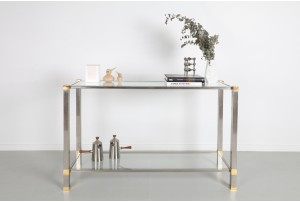 Glamorous Pierre Vandel Console Table