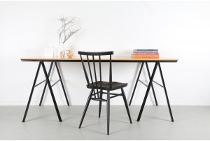 Michael Draper Early Edition Trestle Table