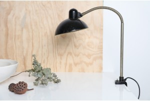 Christian Dell Clamp Desk Lamp for Kaiser