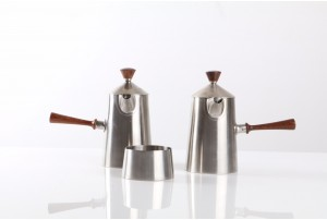 3 Piece Coffee Set by Robert Welch for Old Hall