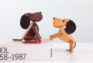 Hans Bøling 'Oscar' and 'Bobby' Dog for Architectmade