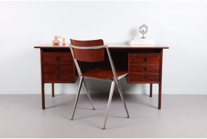 Arne Vodder Rosewood Executive Desk