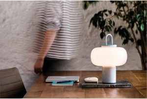 Astep 'Nox' Table Lamp by Alfredo Häberli