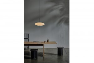 Astep/Flos 'Model 2065' Pendant Lamp by Gino Sarfatti