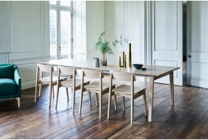 Ercol 'Ponte' Extending Dining Table