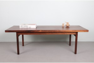 Danish Linear Rosewood Coffee Table