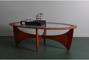 G-Plan Oval Astro Coffee Table