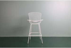 Harry Bertoia Diamond Bar Stool