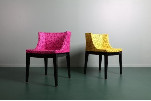 Mademoiselle Memphis Chairs for Kartell