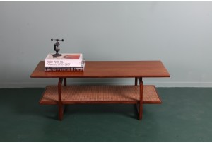 Rare G-Plan 'Quadrille' Coffee Table