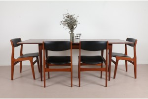 Extendable Backhouse Rosewood Dining Table