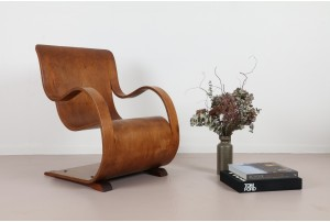 Garth Chester 'Curvesse' Chair