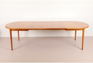 Troeds Bjarnum Teak Extending Dining Table