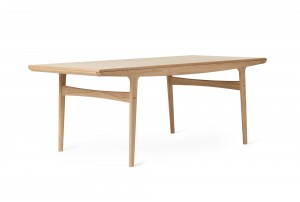 Warm Nordic 'Evermore' Dining Table