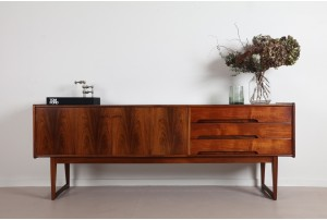 Younger Sleigh Leg Rosewood Sideboard