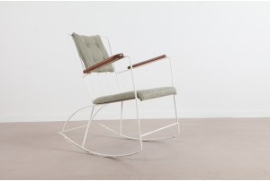 Ernest Race 'The Rocker' Rocking Chair