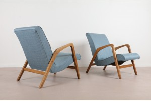 Pair of Grant Featherston 'Relaxation' Chairs