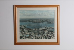 Whites Aviation Photography – Auckland City / Harbour Bridge