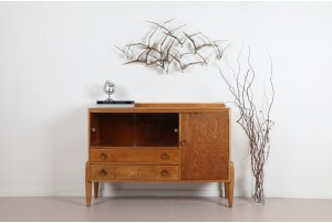 Unimac 'Forum' Oak Sideboard