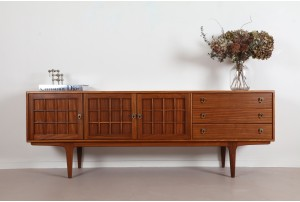 Younger Sideboard with Trellis Detailing