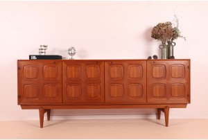 Graphic Rastad & Relling Norwegian Sideboard