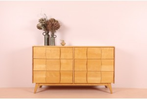 Haywood Wakefield 'Sculptura' Chest of Drawers