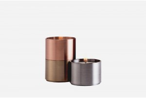 Peter Karpf Trepas Candleholders for Architectmade – Three