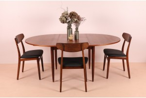 Airest 'Cigar-Leg' Dining Table