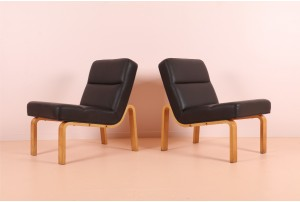 Thygesen & Sorensen Lounge Chairs for Magnus Olsen