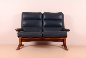 Danish DeLuxe 2-Seater Sofa