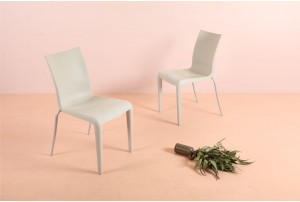 Six Philippe Starck 'Loulou' Chairs by Vitra