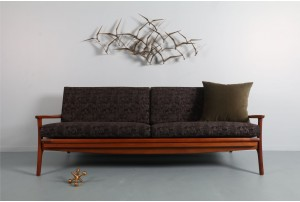 Morgan Linear Arm Sofa Daybed
