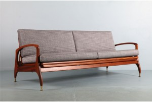Curvaceous DON Sofa Daybed