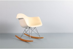 Authentic Eames RAR Rocker for Vitra
