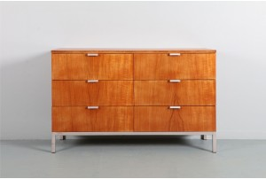 Bromhead Group Nine Teak Drawers