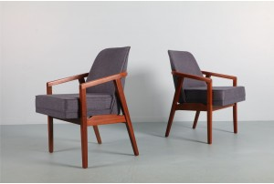 Pair of John Crichton Occasional Chairs