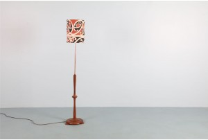 Kitsch Kiwiana Floor Lamp