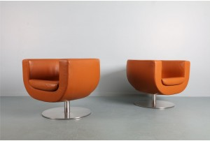 B&B Italia 'Tulip' Chairs by Jeffrey Bernett