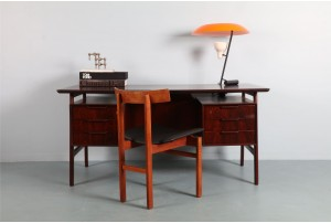 Omann Jun 'Model 75' Executive Desk