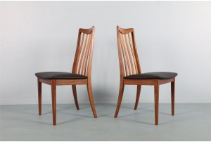 Four G-Plan Fresco Dining Chairs