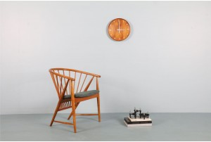 Sun Feather Chair by Sonna Rosen for Nässjö Stolfabrik