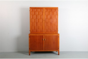 Swedish Cabinet by David Rosen for Nordiska Kompaniet
