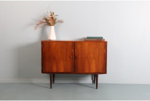 Poul Hundevad Compact Rosewood Sideboard