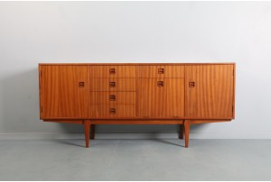 Mid-Century New Zealand Mahogany Sideboard